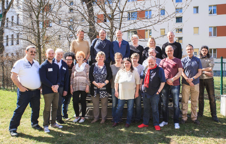 Kreuzbund DV Erfurt zu Besuch in Leipzig